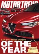 Motor Trend Magazine 1/1/2018