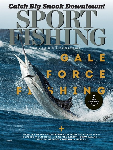 Sport Fishing Cover - 1/1/2018