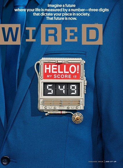 Wired Cover - 1/1/2018