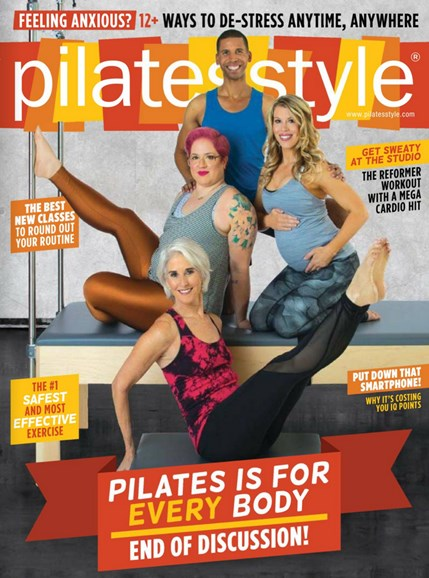 Pilates Style Cover - 9/1/2017