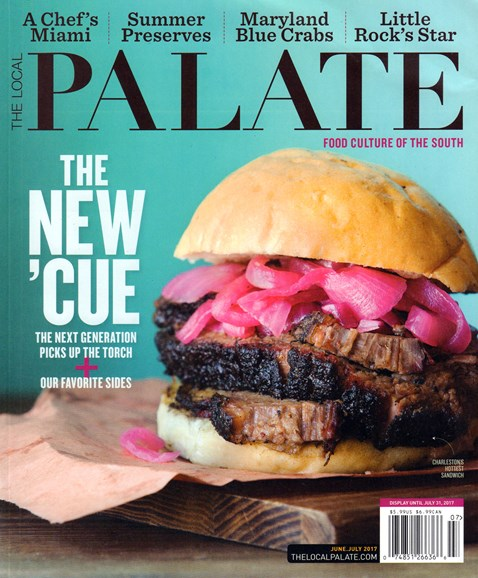 The Local Palate Cover - 6/1/2017