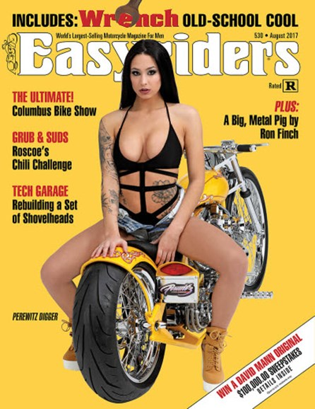 Easyriders Cover - 8/1/2017
