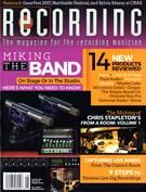 Recording Magazine 8/1/2017