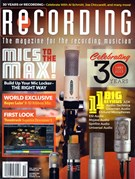 Recording Magazine 10/1/2017
