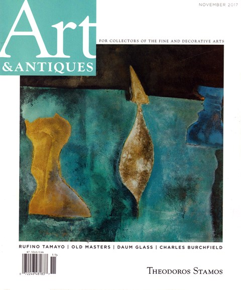 Art & Antiques Cover - 11/1/2017