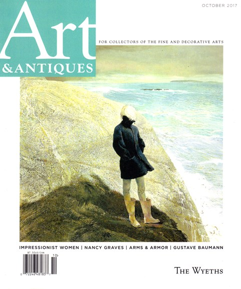 Art & Antiques Cover - 10/1/2017