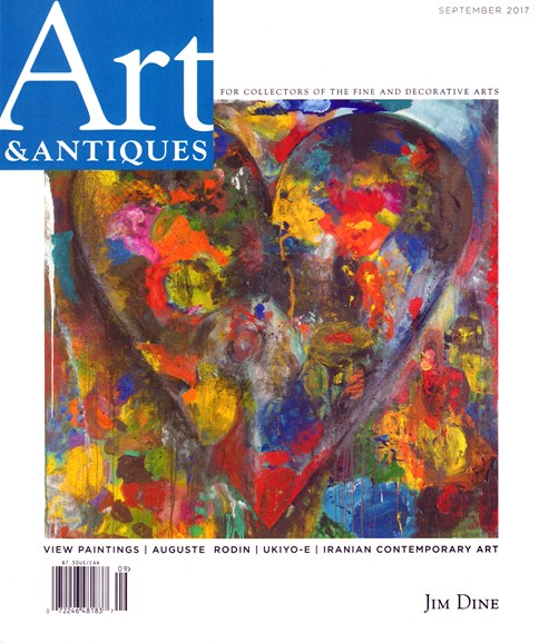 Art & Antiques Cover - 9/1/2017