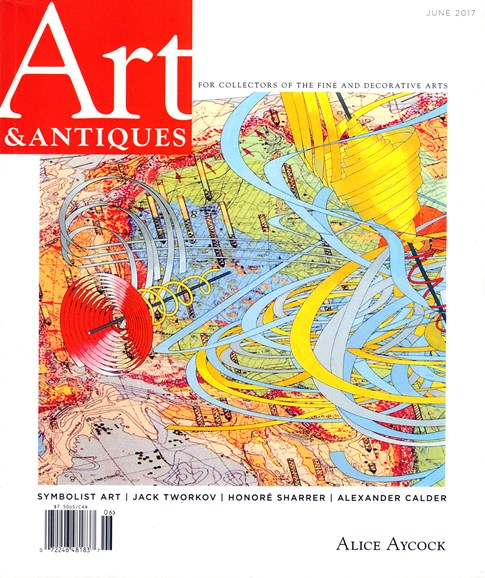 Art & Antiques Cover - 6/1/2017