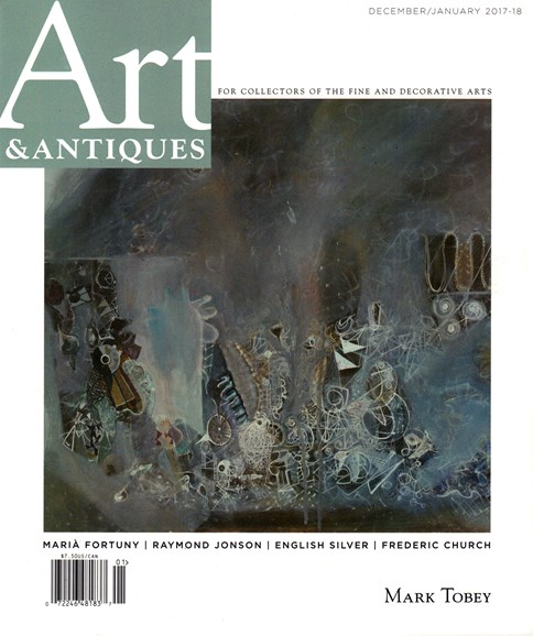 Art & Antiques Cover - 12/1/2017