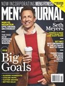 Men's Journal Magazine 1/1/2018