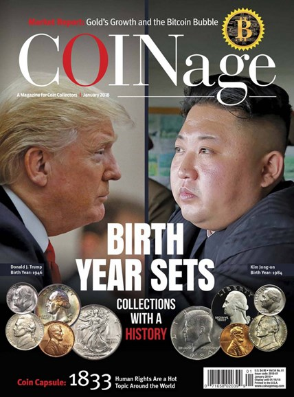 Coinage Cover - 1/1/2018