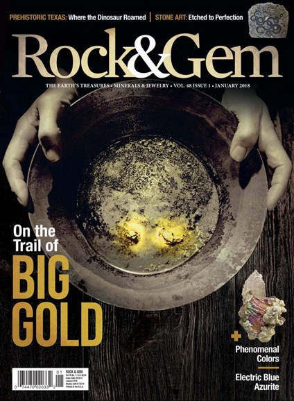 Rock & Gem Cover - 1/1/2018