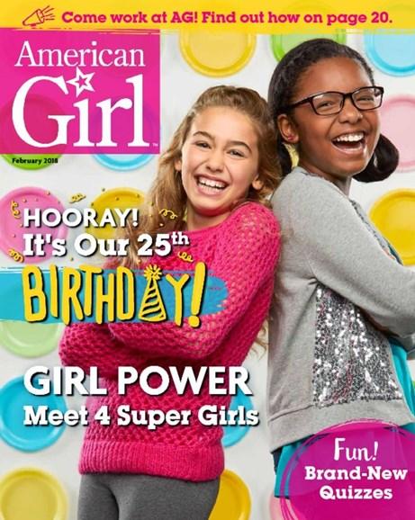 American Girl Cover - 1/1/2018