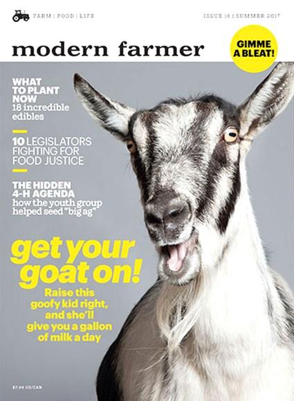 Modern Farmer Cover - 6/1/2017