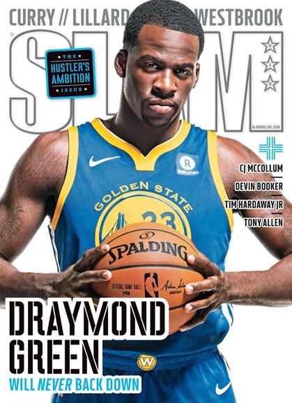 Slam Cover - 1/1/2018