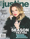 Justine Magazine | 12/1/2017 Cover