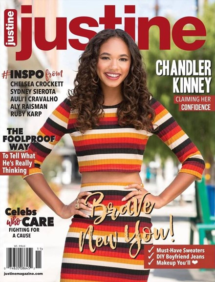 Justine Cover - 10/1/2017