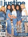 Justine Magazine | 8/1/2017 Cover