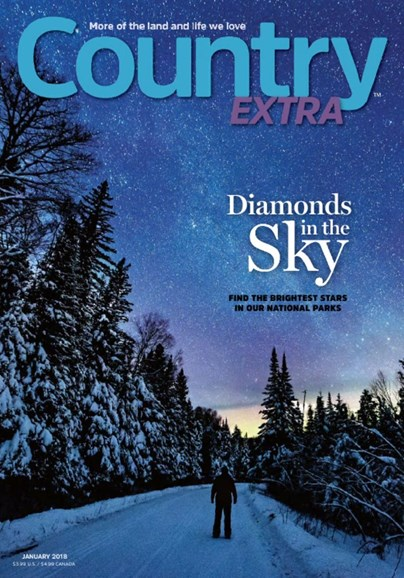 Country Extra Cover - 1/1/2018