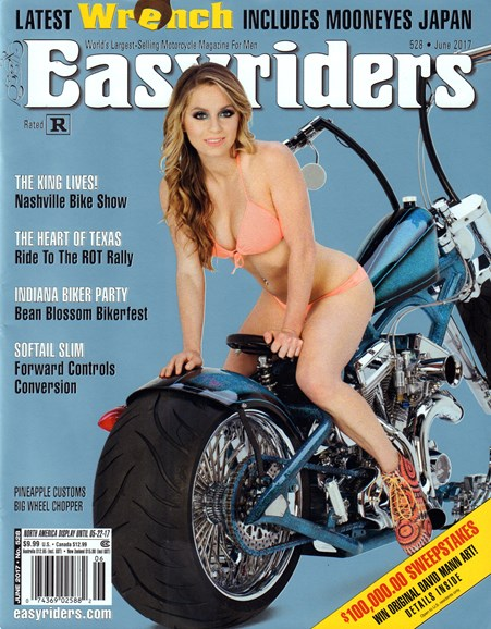 Easyriders Cover - 6/1/2017