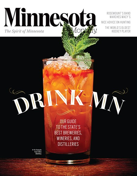 Minnesota Monthly Cover - 11/1/2017