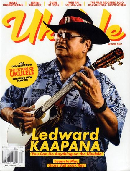 Ukulele Cover - 12/1/2017