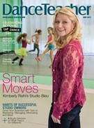 Dance Teacher Magazine 5/1/2017