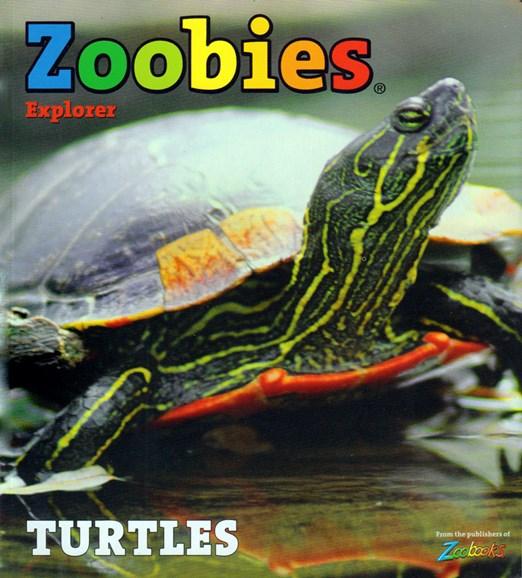 Zoobies Cover - 8/1/2017