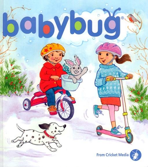 Babybug Cover - 11/1/2017