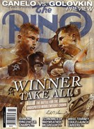 Ring Boxing Magazine 11/1/2017