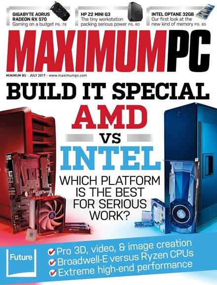 Maximum PC Cover - 7/1/2017