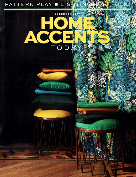 Home Accents Today Cover - 12/1/2017