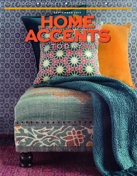 Home Accents Today Cover - 9/1/2017