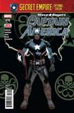 Captain America: Steve Rogers | 6/15/2017 Cover