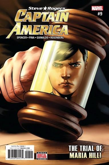 Captain America: Steve Rogers Cover - 3/1/2017