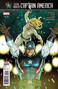 Captain America: Steve Rogers | 9/1/2017 Cover