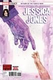 Jessica Jones | 2/1/2018 Cover