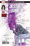 Jessica Jones | 1/1/2018 Cover