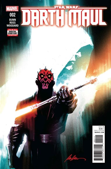 Star Wars: Darth Maul Cover - 5/1/2017