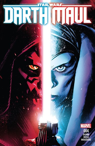 Star Wars: Darth Maul Cover - 8/1/2017