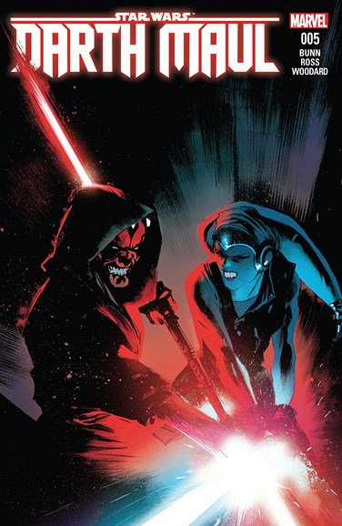 Star Wars: Darth Maul Cover - 9/1/2017