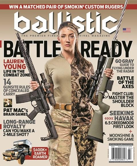 Ballistic Cover - 1/1/2018
