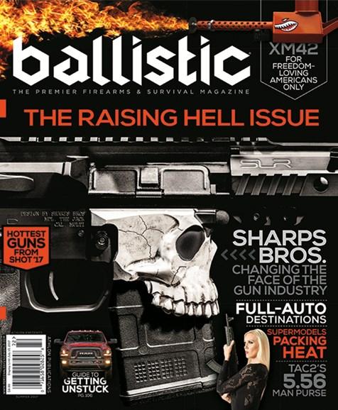 Ballistic Cover - 6/1/2017