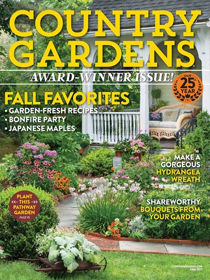 Country Gardens Cover - 10/1/2017