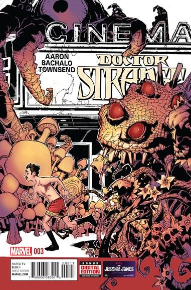 Doctor Strange Cover - 2/1/2016