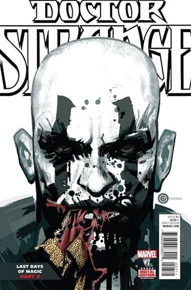 Doctor Strange Cover - 6/1/2016
