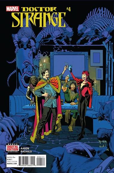 Doctor Strange Cover - 3/1/2016