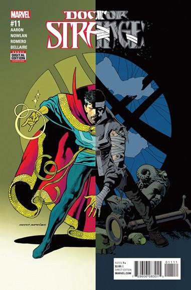 Doctor Strange Cover - 11/1/2016