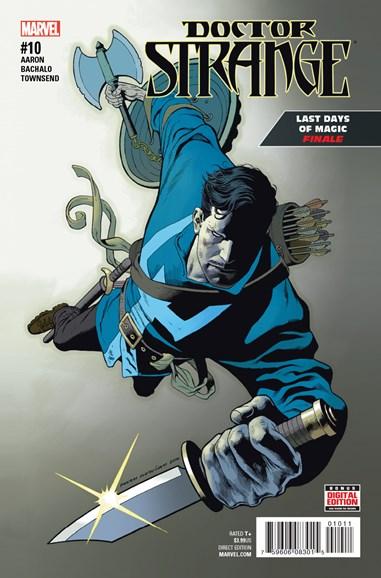 Doctor Strange Cover - 10/1/2016