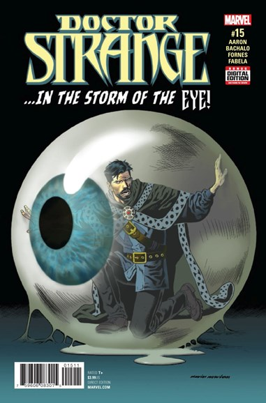 Doctor Strange Cover - 2/1/2017